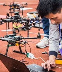 无人机飞行服务及数据处理
