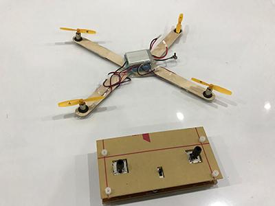 无人机创客初级课程教材