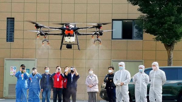 能飞航空带你实地了解无人机测绘