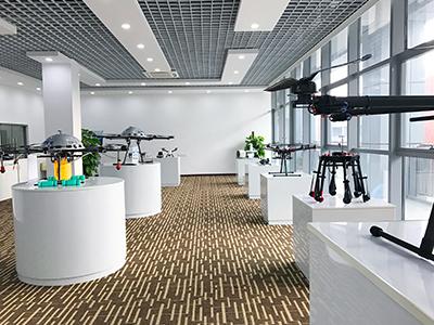 无人机展览实训室