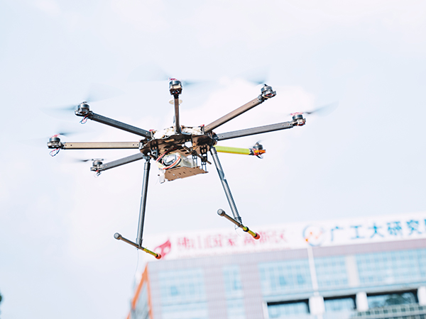 多旋翼无人机视距内驾驶员课程