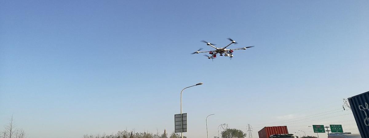无人机应用前景