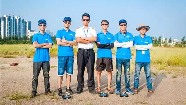 无人机培训一年内闯进大疆技术部2
