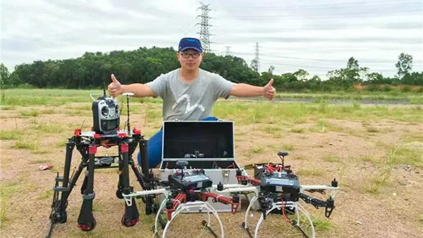 能飞学堂 | 周星屹:无人机航拍创业是怎样一条路?