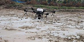 无人机用于洪涝灾害监测